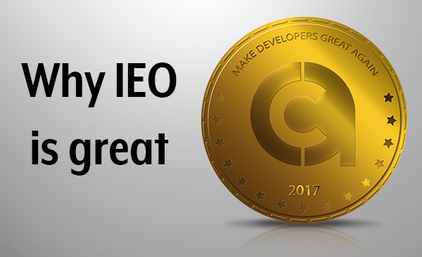 WHAT IS IEO AND WHY IT IS GREAT