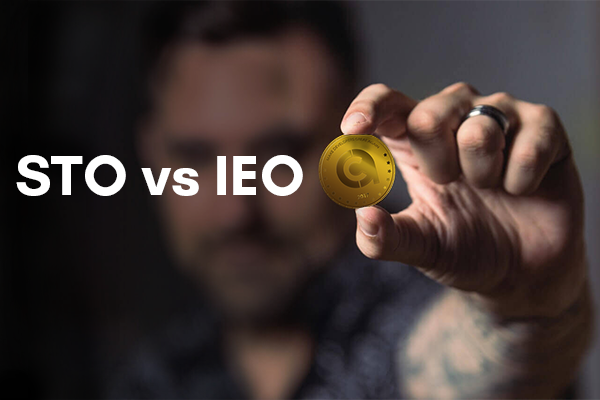 STO VS IEO. WHAT IS THE NEXT STEP OF CRYPTO INVESTMENT?