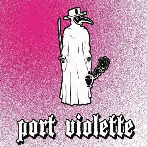 Port Violette debut EP available on cassette