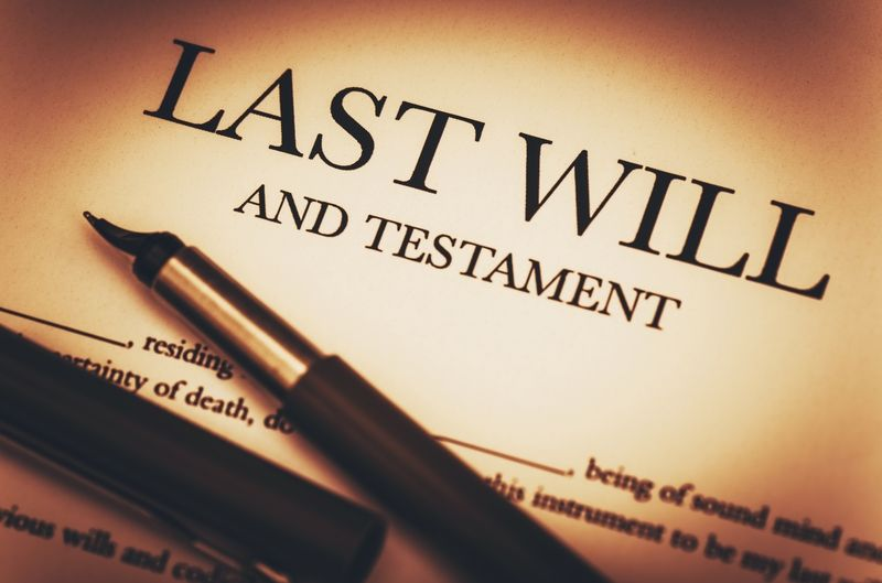 Top 11 Reasons to Make a Will