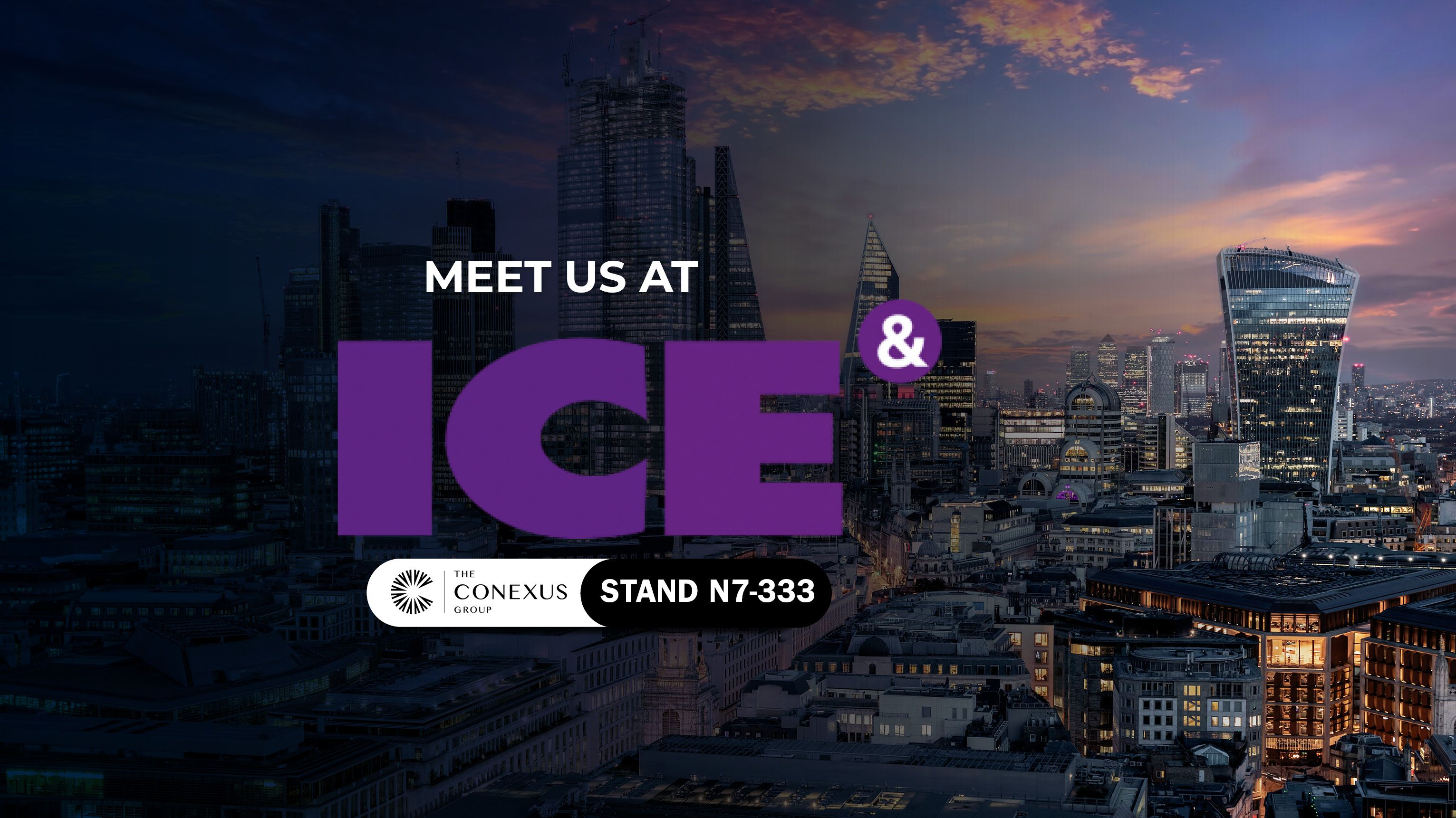 The Conexus Group at ICE London 2020: Meet Pentasia, iGaming Academy, Headcount & Partis At Stand N7-333