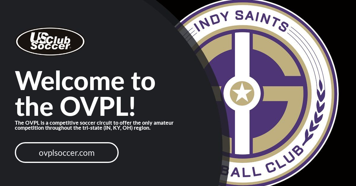 Indy Saints FC joins the OVPL for 2020!