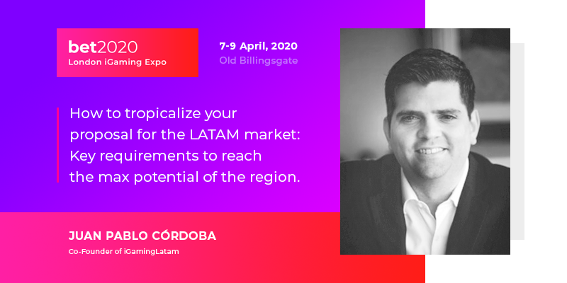 Get the hottest insights at the BET2020: which operators' offers achieve maximum profitability in LatAm segment.