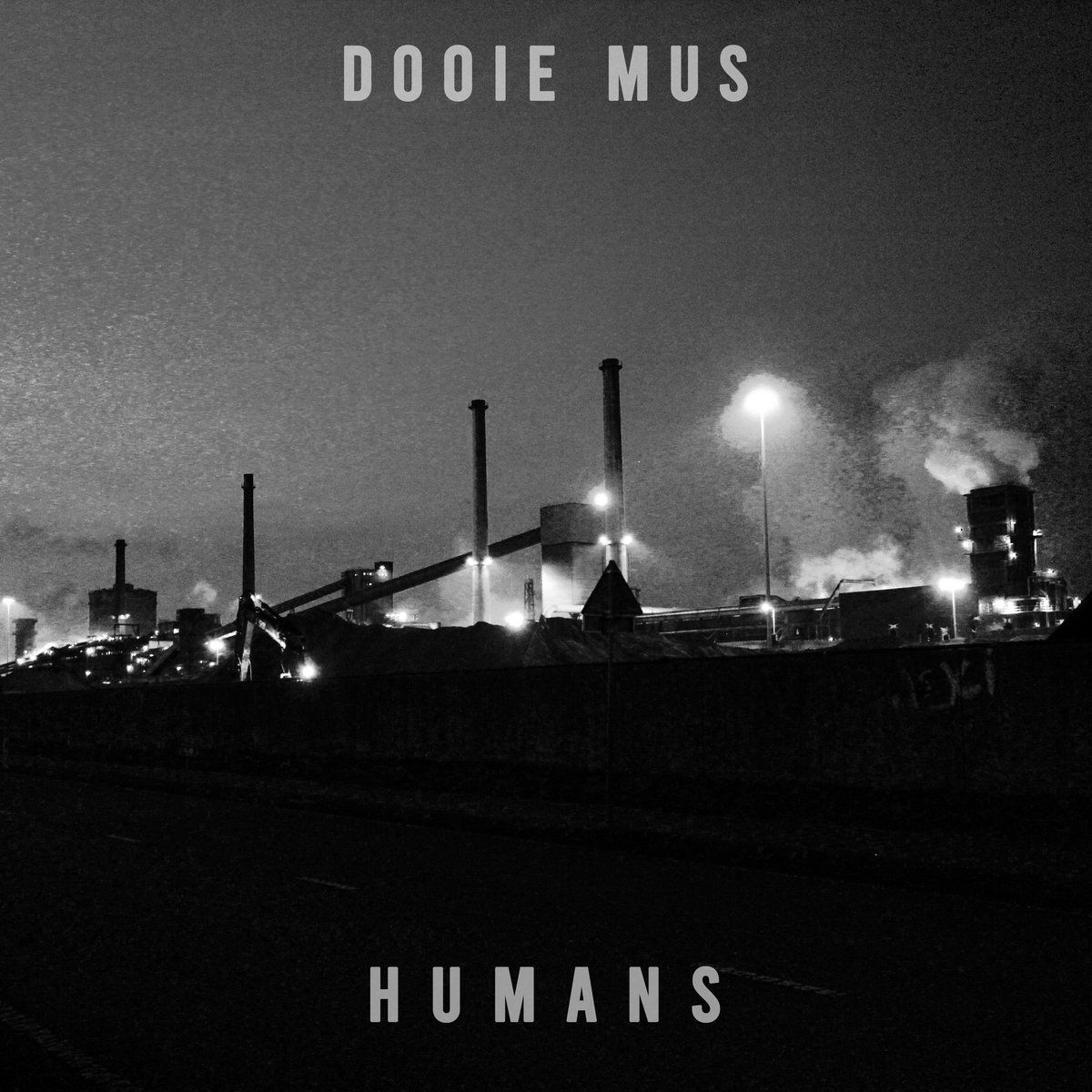 Digital release for first Dooie Mus track: 'Humans'