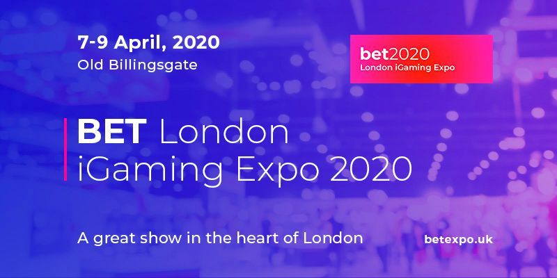 iGaming grows too fast. Attend BET London iGaming Expo 2020 to catch up!
