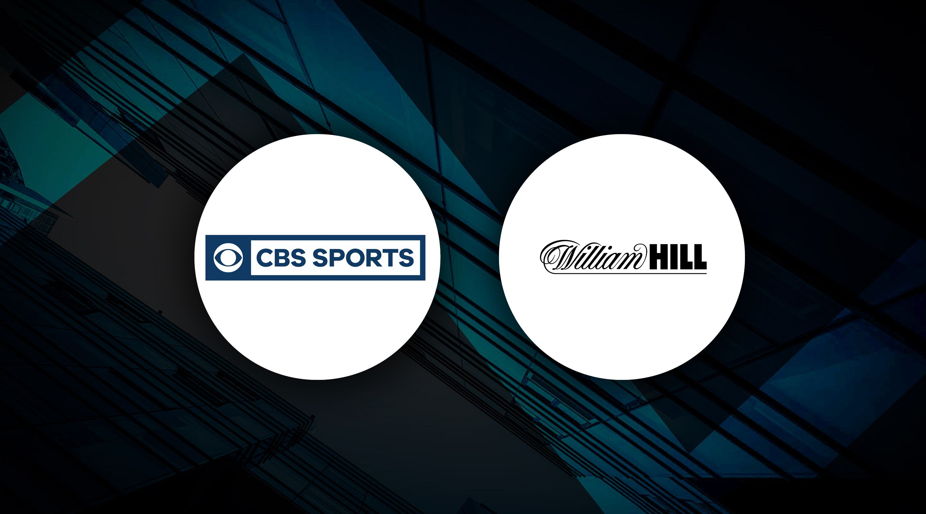 Partis Client CBS Sports Announce Major US Sports Betting Partnership With William Hill