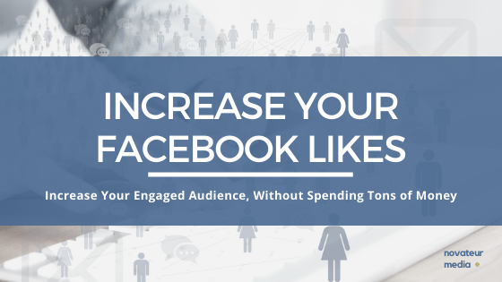 Increase Your Facebook Likes Without Spending a Ton of Money!