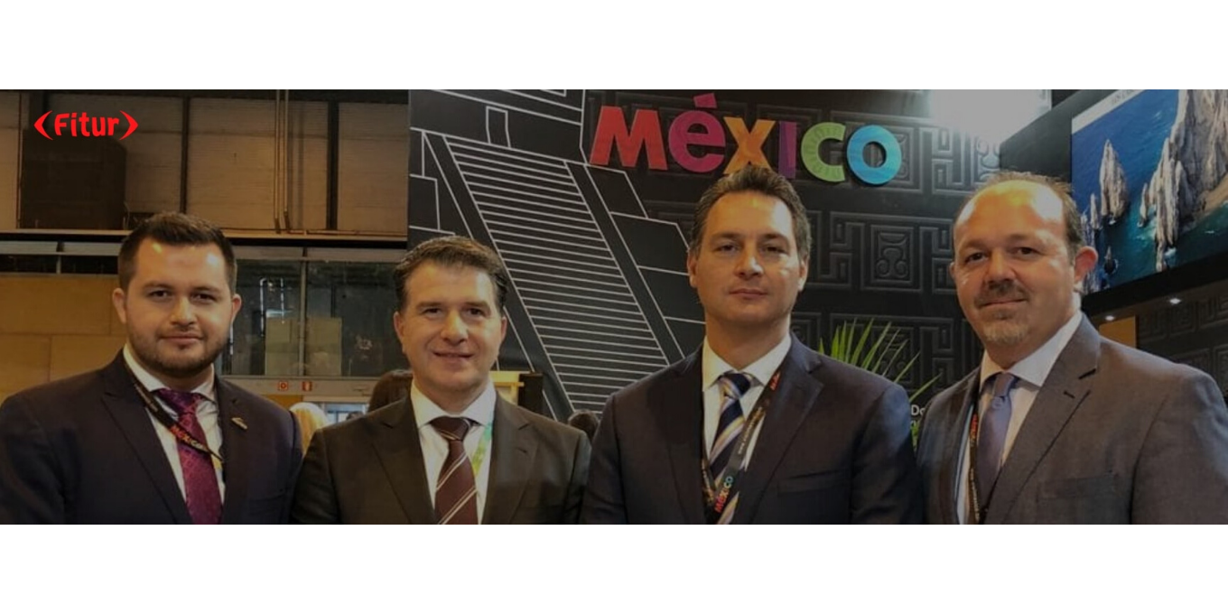 SUCCESSFUL WORK AGENDA AT FITUR 2019