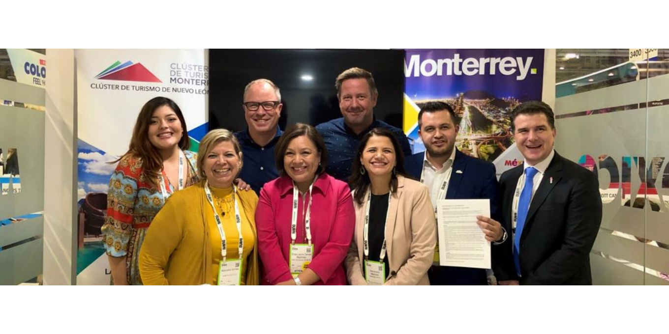 EVENT DESIGN CERTIFICATE IN MEXICO, N.L. TOURISM CLUSTER IS AN OFFICIAL