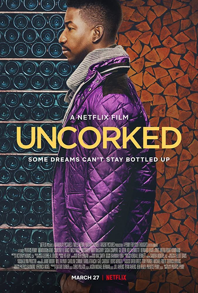 Uncorked (2020) Netflix Original
