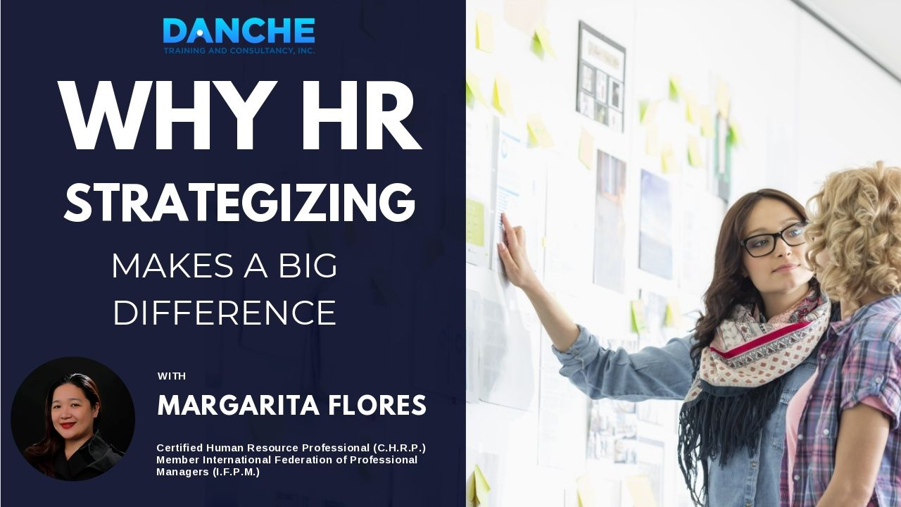 Why HR Strategizing makes a big difference