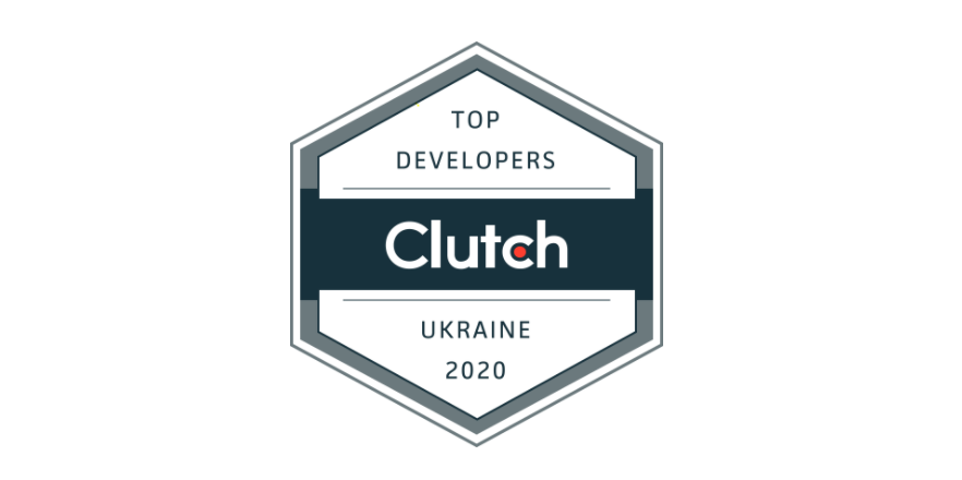 MasterDynamix Proud to be Named a Top 2020 Development Partner in Ukraine by Clutch!