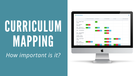Curriculum Mapping – How important is it?