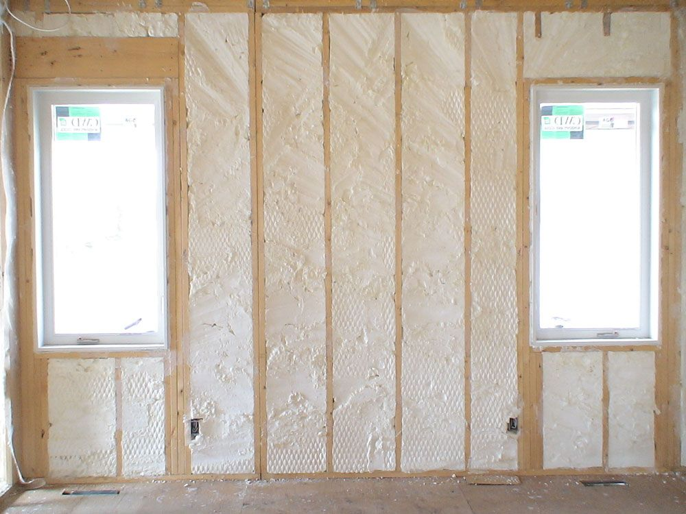 Which types of insulation should I use | open cell vs closed cell foam?