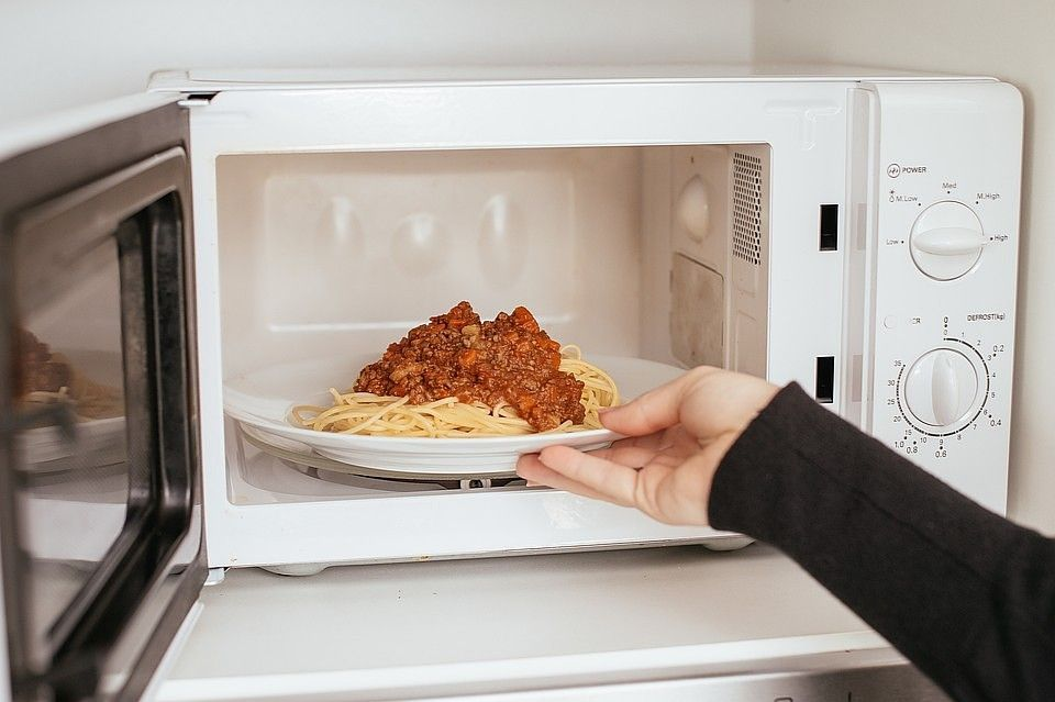 How to take care after microwave oven?