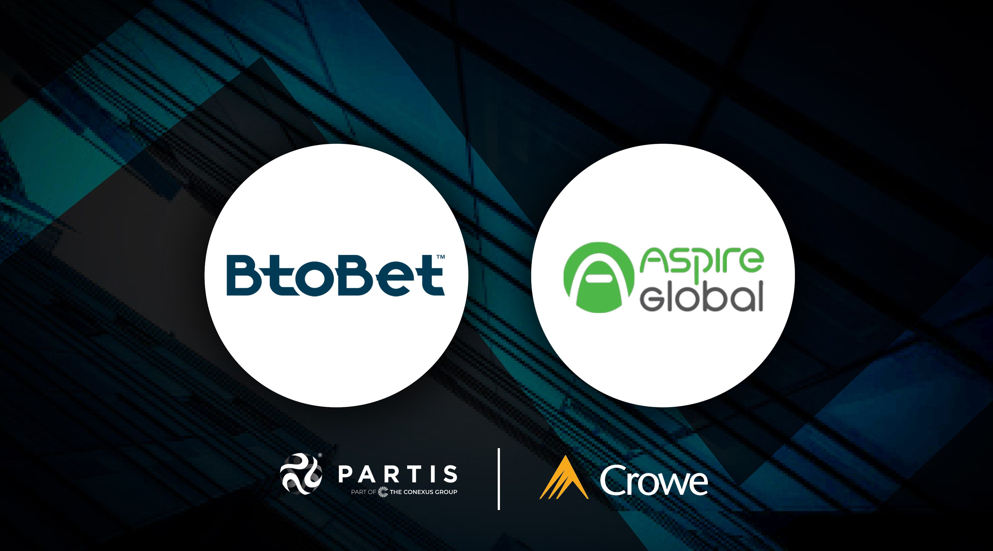 Partis and Crowe Advise BtoBet On Its Sale To Aspire Global