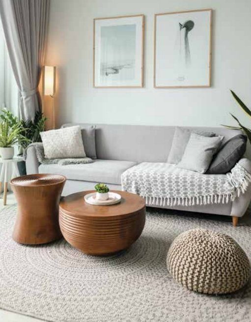 Real Comfort | BRINGING FALL AND WINTER DÉCOR HOME