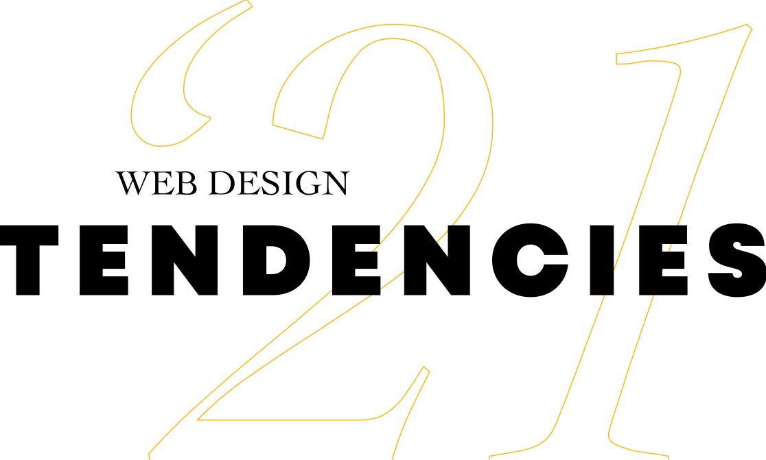 Web Design 2021. New trends and improvement of the user experience