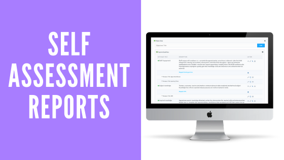 Self Assessment Reports