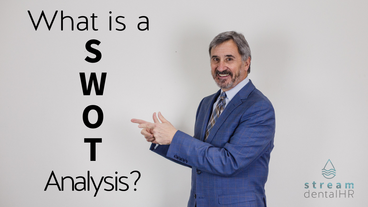 SWOT Analysis-What is it and Why Does Your Dental Practice Need it?