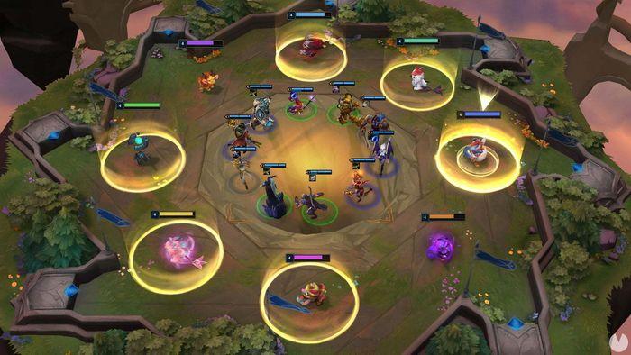 Team Figth Tactics - Social