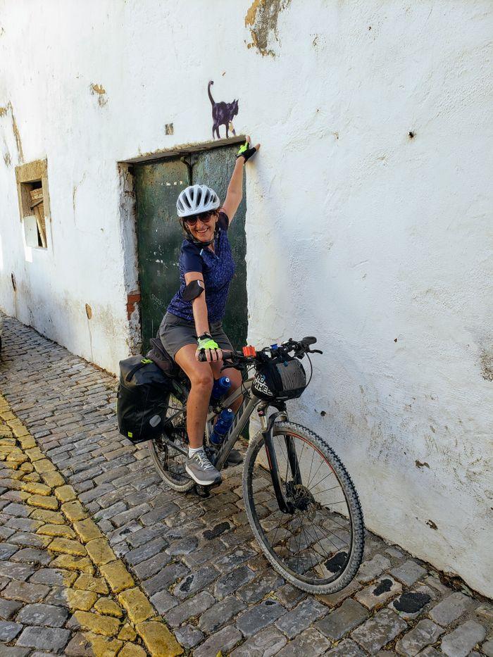 Entrada a Faro por la Muralla