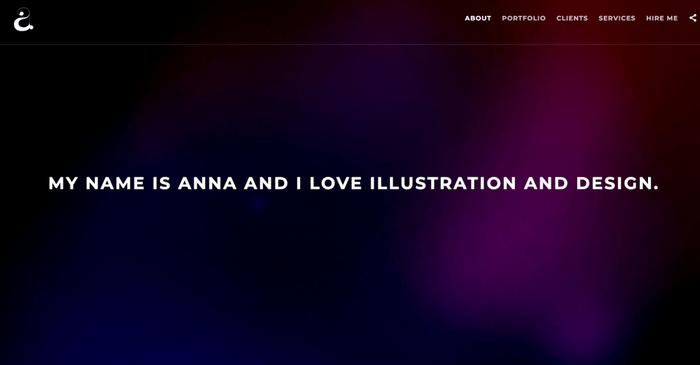 веб-сайт: http://annaellenberger.com/
