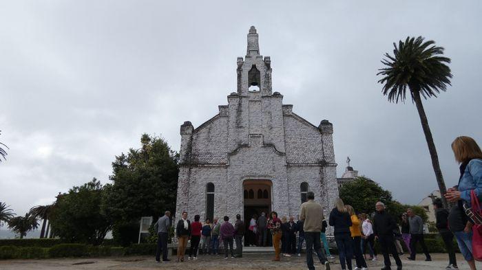 ISLA DE LA TOJA. Balneario en Galicia
