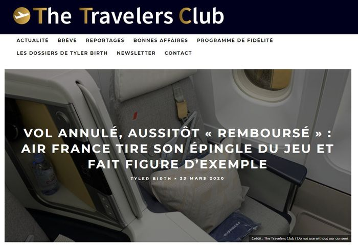 Read the full article here: https://thetravelersclub.boardingarea.com/vol-annule-aussitot-rembourse-air-france-tire-son-epingle-du-jeu-et-fait-figure-dexemple/
