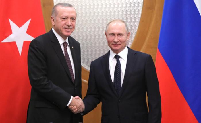 Росія й Туреччина сьогодні активно співпрацюють, щоб закріпити за собою розподіл зон впливу в Лівії та Сирії