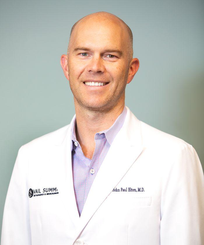 Dr. John Paul Elton