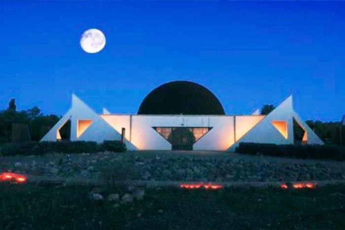 Астрономическая обсерватория Костич, Майорка. Фото