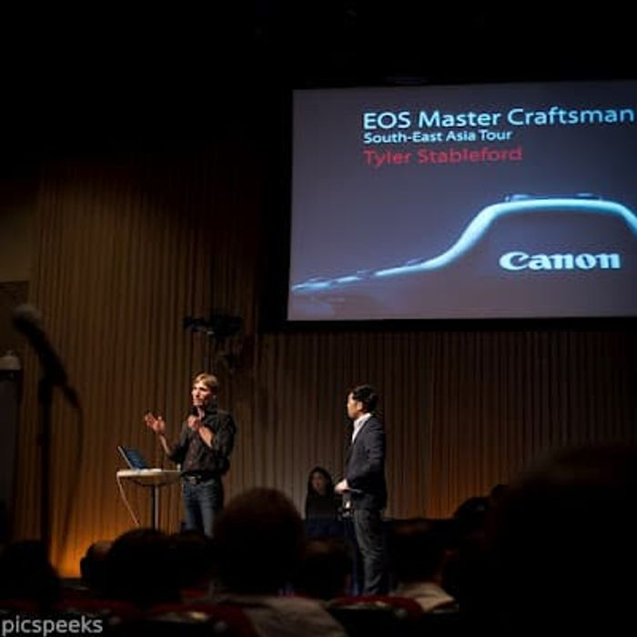 Tyler Stableford EOS Master Craftsmen South East Asia Tour | Emcees in Singapore | Melvin Ho | Stage 2