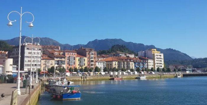 RIBADESELLA, pueblo bonito de Asturias