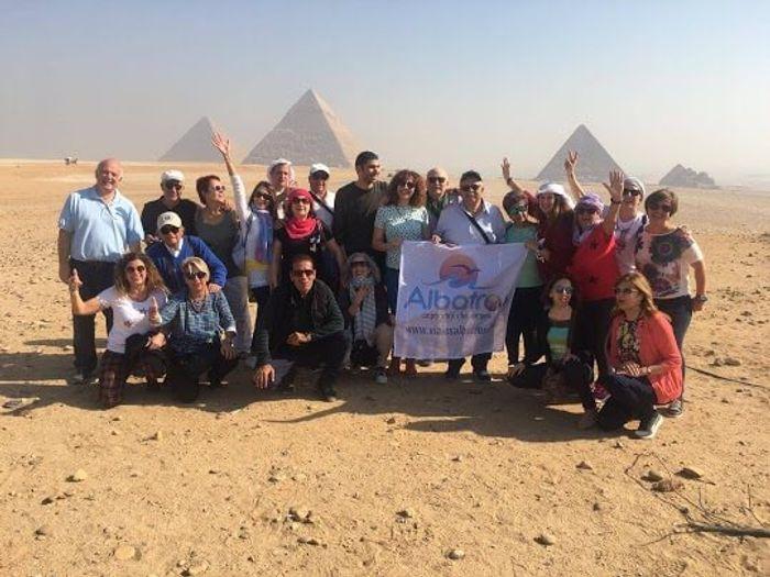 Mi viaje en grupo a Egipto, inolvidable