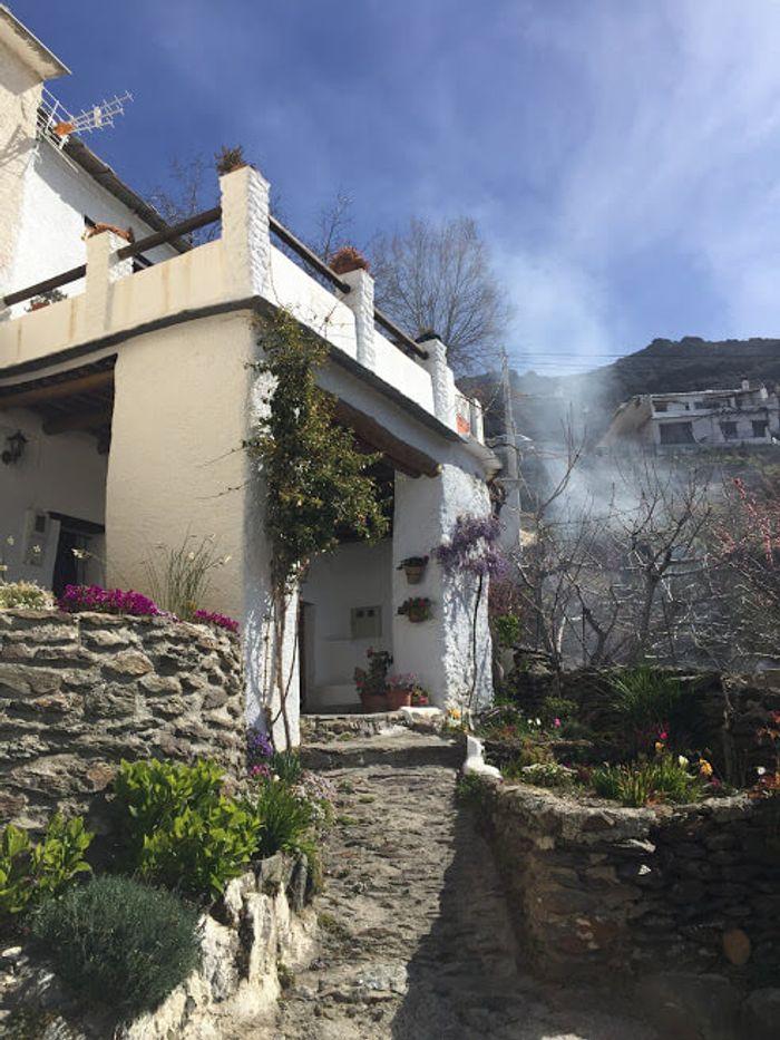 Casa típica de la Alpujarra