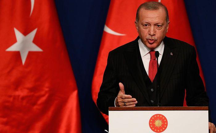 РеджепЕрдоган є прихильником Туреччини ісламських цінностей