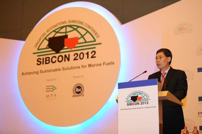 Opening address by Guest of Honor | SIBCON Convention Conference Seminar Corporate Formal Emcee Host Singapore