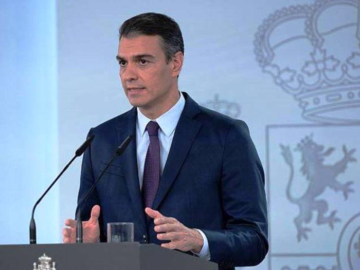 Педро Санчес объявлет о введении новых ограничений в Испании. фото