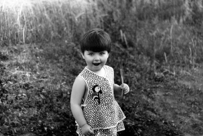 Любимое фото из семейного архива