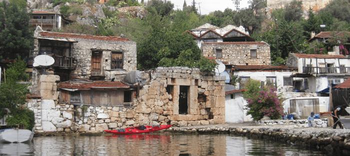Turquía, Costa Licia - En Kekova