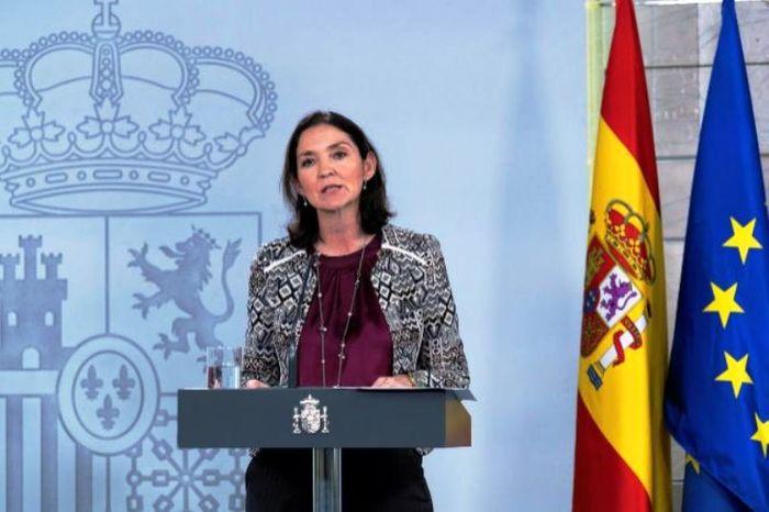 Министр туризма Испании Рейес Марото официально подтвердила открытие сезона 2020. фото