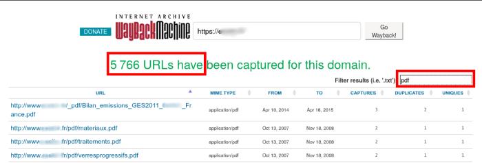 Для удобной фильтрации не забывайте ставить точку перед расширением файла (.pdf, а не pdf)