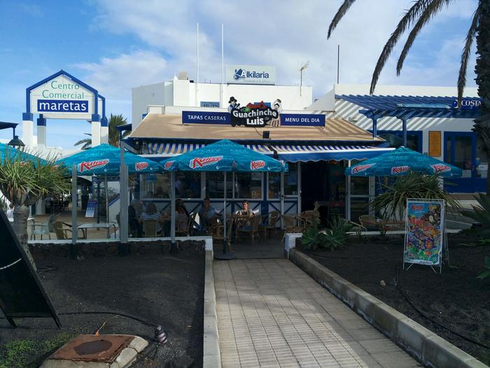 Restaurante El Guachinche de Luis