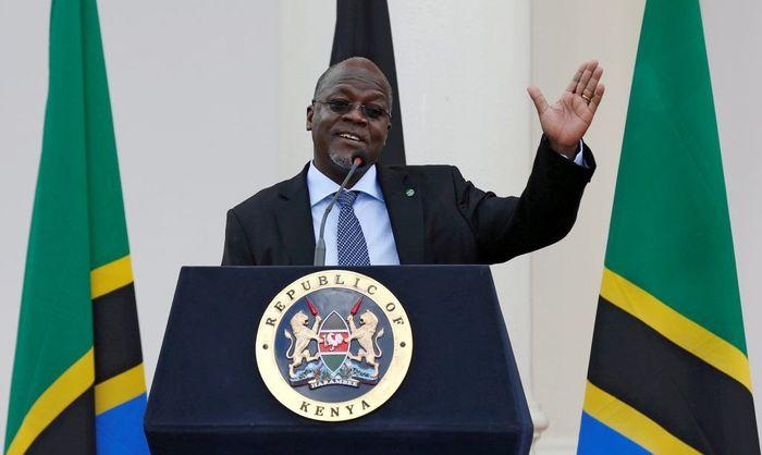 Президент Танзанії Джон Магуфулі сподівається вдруге очолити Об'єднану Республіку Танзанія після виборів 2020 року
