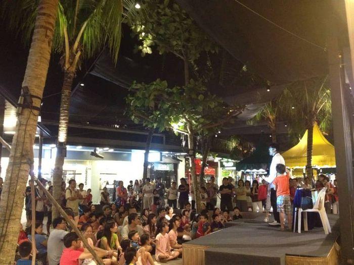 GreenwichV Mall at Selatar | Magician Performing at Carnival | Emcee Singapore Melvin Ho | EmceeMelvin.com.jpg
