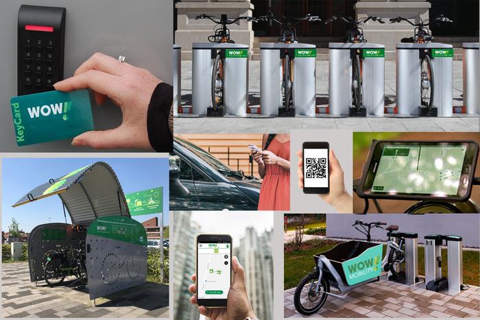 Een geconnecteerd aanbod aan mobiliteitsoplossingen