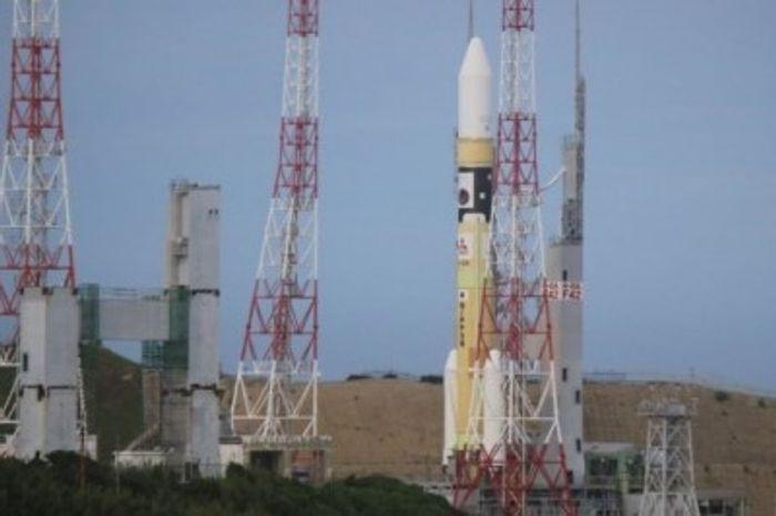 Ракета, що доставила на Марс апарат «Надія»