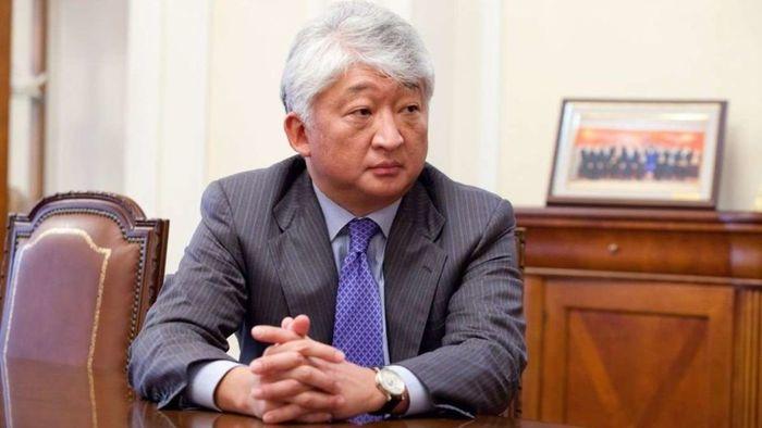 Найбагатша людина Казахстану Володимир Кім