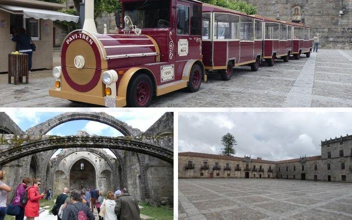 CAMBADOS, el pueblo gallego bañado de albariño